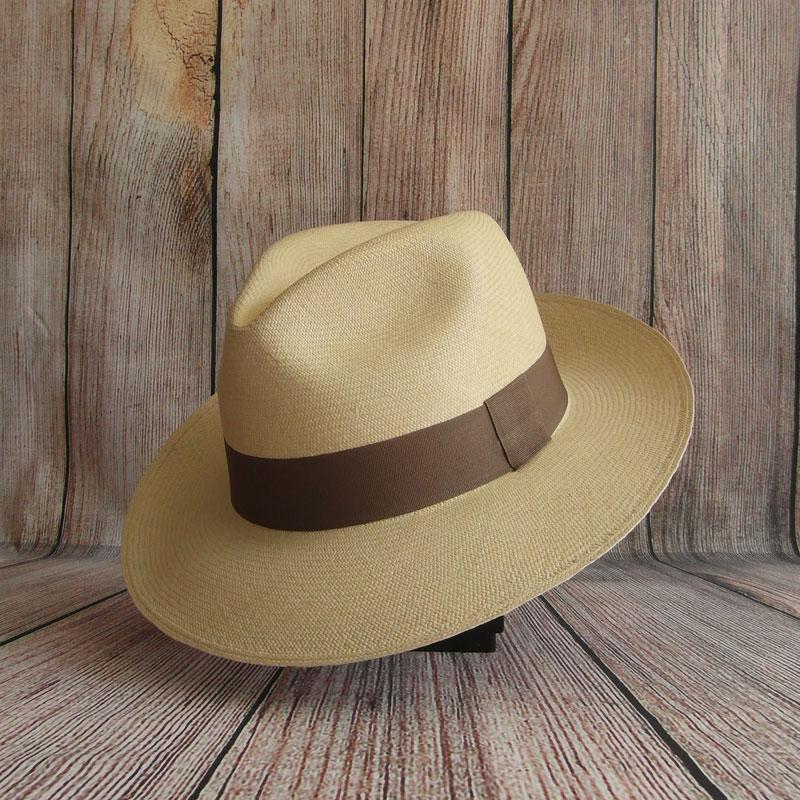 de7079c9e5370 Chapeau Panama Fino Montecristi 7.8 - Nativos