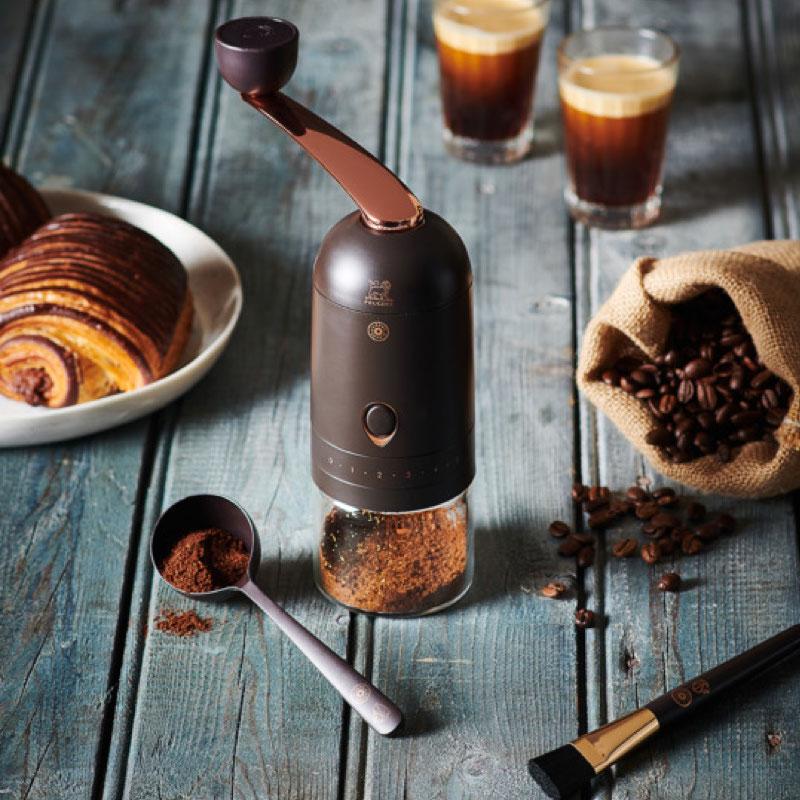 Moulin à café manuel haut de gamme