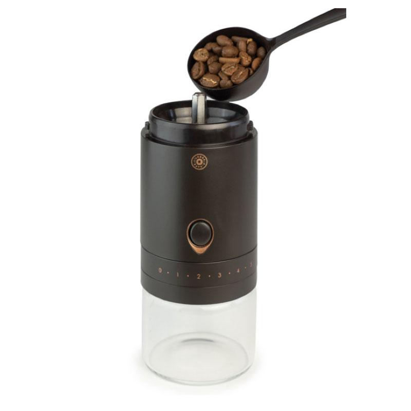 Remplissage moulin à café Arbre à café